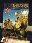 Margolis, Alexander - St Petersburg and Its Envirions / treasures of Russia issue 15