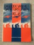 Gemeentearchief - Dagboek van het dagelijks leven, Den haag en de Hagenaars tijdens de bezetting 40 - 45