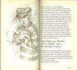 Vriens, Jacques, illustraties Ietje Rijnsburger - Bonje in het Bonshotel