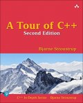 Bjarne Stroustrup - A Tour of C++ (C++ In Depth)