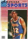 Redactie - 1991 - 1e jaargang American Sports 11 nummers -Tijdschift voor honkbal, basketbal en andere Amerikaanse sporten