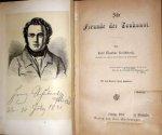 Kriebitzsch, Carl Theodor: - Für Freunde der Tonkunst. Mit dem Portrait Franz Schubert`s