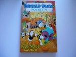 Disney - Donald Duck Pocket 75 Het hypnosemasker / druk 1