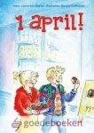 Besten - van Boudestein, Janny den - 1 april! *nieuw* --- Serie Jens en Jolien, deel 1