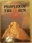 Burland, C.A. - Peoples of the sun; The Civilizations of Pre-Columbian America