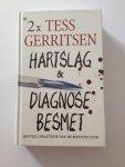 Gerritsen, Tess - Omnibus Hartslag & diagnose besmet