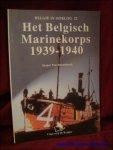 Jasper Van Raemdonck. - Belgisch Marinekorps 1939-1940.