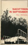 Brondeel, Paul - Nachttrein in september