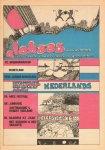 Diverse auteurs - Aloha 1973 nr. 06 , Dutch underground magazine, 20 juli-3 augustus met o.a. / with a.o.  artikel VERONICA ( 1,5 p.)/ KLAUS SCHULZE ( 2 p.)/WALT DISNEY'S DISNEYLAND (3 p.) , Zeer goede staat / Very good condition
