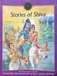 Kamala Chandrakant (script) and P.B. Kavadi (illustrations) - Stories of Shiva; 5 illustrated classics from India
