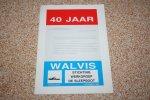 M. de Boer - 40 jaar (ijsbreker) de Walvis