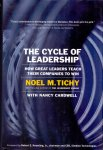 Tichy, Noel M. with Cardwell, Nancy (ds33) - The Cycle of Leadership. How Great Leaders Teach Their Companies to Win