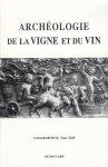 - Archéologie de la vigne et du vin. Actes du Colloque 28-29 mai 1988. École normale supérieure 45, rue d'Ulm, Paris