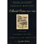 Montale, Eugenio - Collected Poems 1920 - 1954 (bilingual edition)