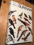 Haverschmidt, F & P Barruel (platen) - Birds of Surinam