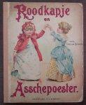 Berken, Tine van - Roodkapje en Asschepoester