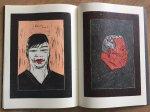 Lont, Piet; Alex Barbaix (typography) - Betrapt zonder pose