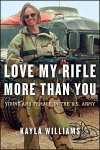 Williams, Kayla; Staub, Michael E. - Love my rifle more than you, young and female in the U.S.Army
