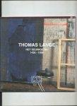Coucke, Jo (inleiding) - Thomas Lange. Het eeuwige nu. 1426 - 1996.