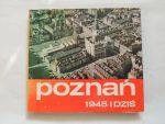 Olejnik - Poznan 1945 i Dzis (Polish Photobook)