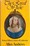Andrews, Allen (ds1308) - The Royal Whore - Barbara Villiers, Countess of Castlemaine