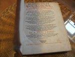 Chomel M.N. - Huishoudelyk Woordboek, Vervattende vele middelen om zyn Goed te vermeerderen, en zyne Gezondheid te behouden ... Tweede deel