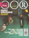 Diverse auteurs - Muziekkrant Oor, 2004, nr. 08 , met o.a.  KEANE, VEILS, AFTER FOREVER, SHEER, FRANZ FERDINAND, BAUER