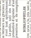 Verlaine, Paul - Biblio- Sonnetten