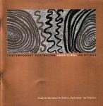 Moor, Maggie de (designed and editied by) - Contemporary Australian aboriginal paintings