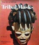Herold, Erich. - Tribal Masks from the Náprstek Museum, Prague.