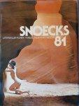 redactie - diverse auteurs - Snoecks 81
