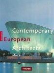 Philip Jodidio    (3-talig E/F/D) - Contemporary European Architects volume VI  (deel 6)