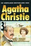 Christie, Agatha - DE VERFILMDE BESTSELLERS VAN AGATHA CHRISTIE - 1. MOORD OP DE NIJL. 2. HET MYSTERIE VAN SITTAFORD. 3. DE MOORDENAAR DROEG BLAUW