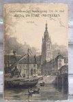 Aa, A.J. van der. - Geschiedkundige beschrijving van de stad Breda en hare omstreken, met platen en facsimile's.