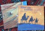 Busser, Marianne / Schröder, Ron / Winden, Pieter van - Bijbel voor kinderen 2 delen: Oude Testament en Nieuwe Testament