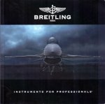 Wiegman, Arnd e.a. ( photos, illustrations and texts) (ds1332) - Breitling. Instruments for professionals