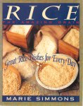 Simmons, Marie (ds1267) - Rice, the amazing grain