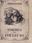 N/N (ds3001) - Formes et couleurs romantisme nr.3/4-1945