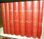 JACQUEMET, G., G. MATHON, a.o. (eds.). - Catholicisme hier, aujourd'hui, demain. (8 volumes / A - Martory).