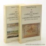 Tournier, Gaston. - Les Galères De France et Les Galériens Protestants Des XVIIè et XVIIIè Siècles. Tome 1 & 2. [ 2 volumes ].