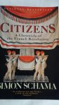 Schama, Simon - Citizens / A Chronicle of the French Revolution