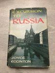 Joyce egginton - Excursion to russia