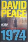 Peace, David - 1974.  Deel 1 van The Red Riding Quartet.