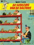 Morris / Gosginny - Lucky Luke nr. 13, De Genezing van de Daltons, softcover, goede staat