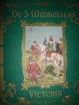 Dumas, Alexandre - De 3 musketiers. Tweede deel