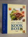 Diversen - Het Grote Kookboek. Een culinaire ontdekkingsreis (3 foto's)