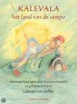 Geffen, Lidwien van - Kalevala, het land van de Sampo / het oude Finse epos, voor kinderen bewerkt.