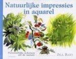 Bays, J. - Natuurlijke impressies in aquarel / persoonlijke schetsen uit de natuur