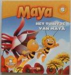 Dubois Henri, Connard Christel - Maya 5 Het tuintje van Maya Met 6 bij-zondere recepten
