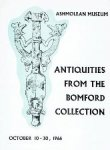 - Antiques from the Bomford Collection  october 10-30 1966